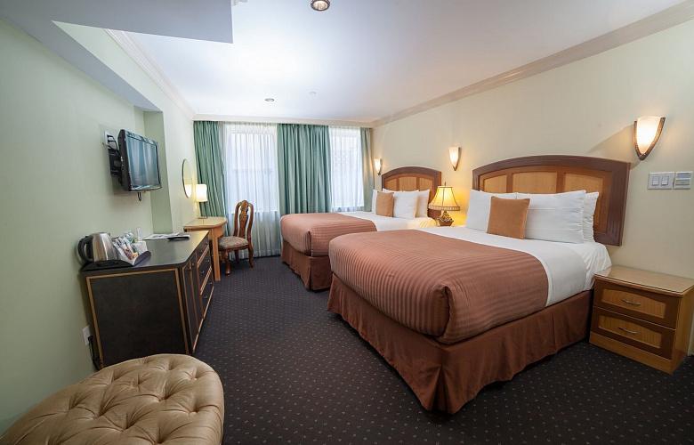 Rooms: Deluxe Queen Room With Two Queen Beds